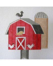 Barn Birdhouse July