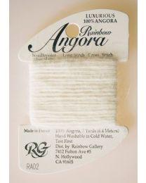 Angora - Off White