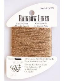 Rainbow Linen - Brown