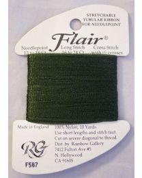Flair - Dark Olive Green