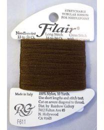Flair - Dark Golden Brown