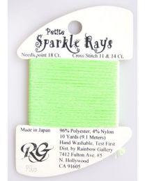 Petite Sparkle Rays - Apple Grn