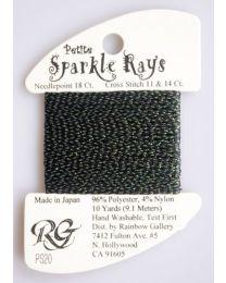 Petite Sparkle Rays - Black