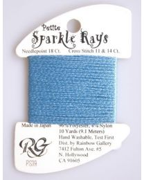 Petite Sparkle Rays - Cornflowe