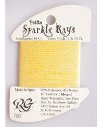 Petite Sparkle Rays - L Yellow