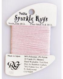 Petite Sparkle Rays - Lite Pink