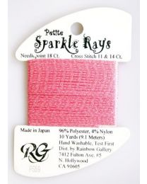 Petite Sparkle Rays - Hot Pink