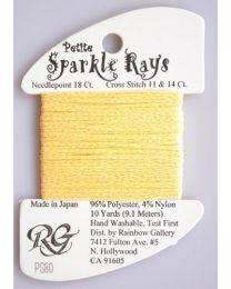 Petite Sparkle Rays - Gold