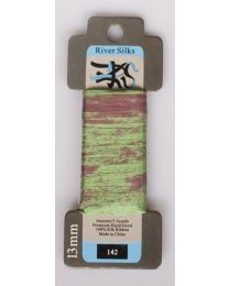 River Silks 13mm color 142