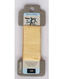 River Silks 13mm color 228