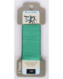 River Silks 13mm color 166