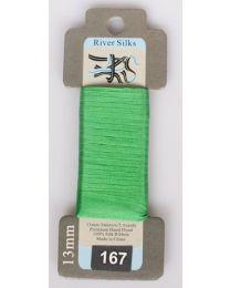 River Silks 13mm color 167
