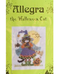 Allegra -- The Halloween Cat