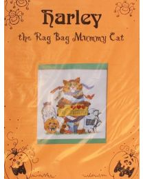 Harley -- The Ragbag Mummy Cat