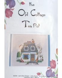 Old Cottage Teapot