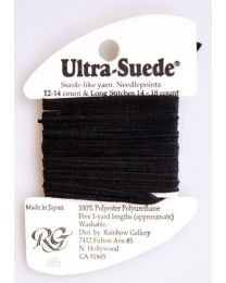 Ultra Suede Black
