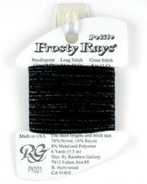 Petite Frosty Rays - Lt Saphire