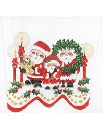 Three Santas CSC36 18m