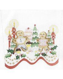 Gingerbread Children CSC37 18m