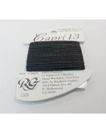 Capri 13 Gunmetal 323