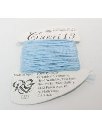 Capri 13 Crystal Blue