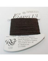 Capri 13 Dark Chocolate