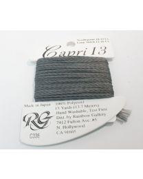 Capri 13 Gunmetal 336