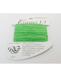 Capri 13 Green Flash