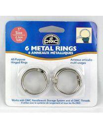 """1.5"""" inch Metal Rings"""