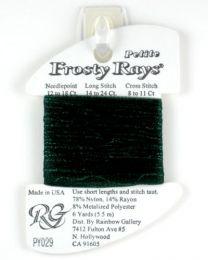 Petite Frosty Rays - Deep Sea G
