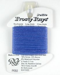 Petite Frosty Rays - Med Periwi