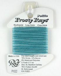 Petite Frosty Rays - Aqua Gloss