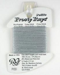 Petite Frosty Rays - Gray Blush