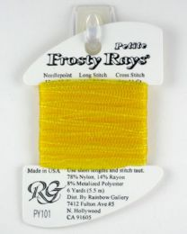 Petite Frosty Rays - Brite Yell