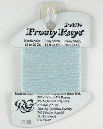 Petite Frosty Rays - Blue Blush