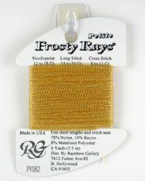 Petite Frosty Rays - Golden Tan