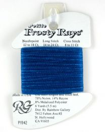 Petite Frosty Rays - Dark Blue